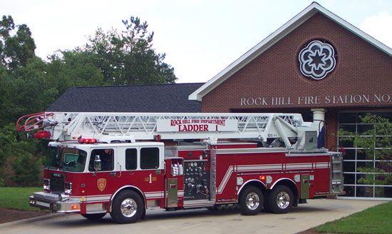 Rock Hill Rock Hill Fire Department Fire