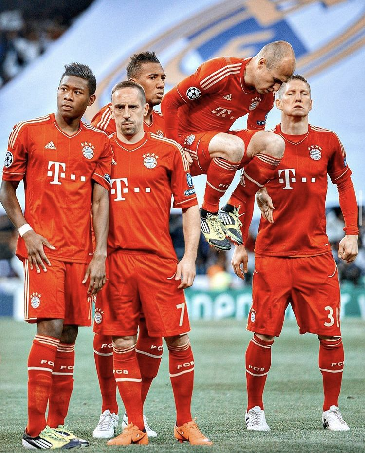 That Team In 2020 Champions League Trophy Champions League Bayern
