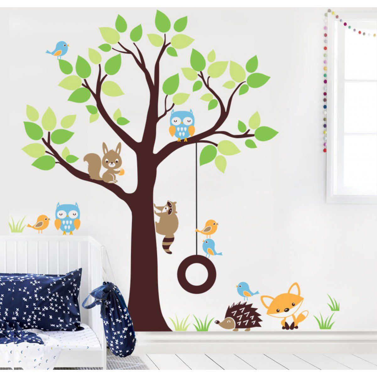 10 carteles infantiles para decorar la habitaci n de los for Vinilos infantiles ikea