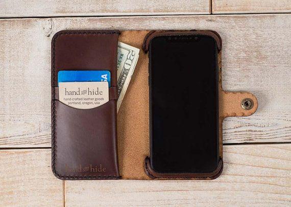 online retailer 5274a eba81 Asus Zenfone 5 / 5z Leather Wallet Case, Leather Phone Case, Zenfone ...