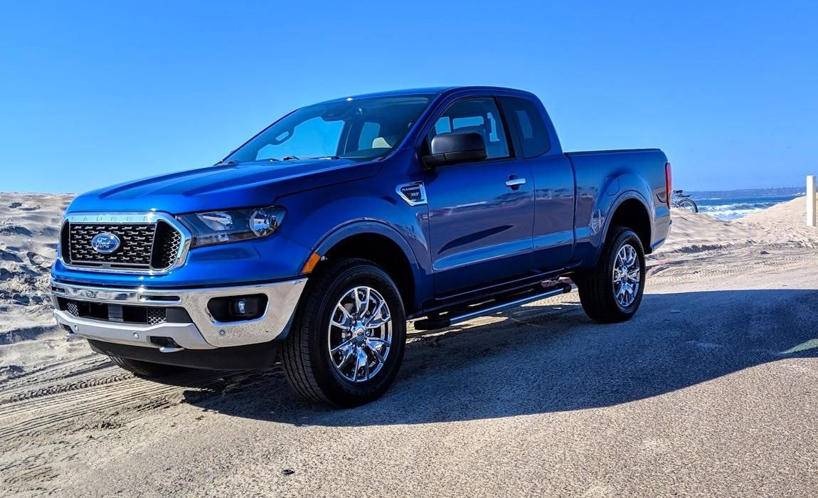 Ford Ranger First Ride Preview With Images Ford Ranger 2019 Ford Ranger Lifted Ford Trucks