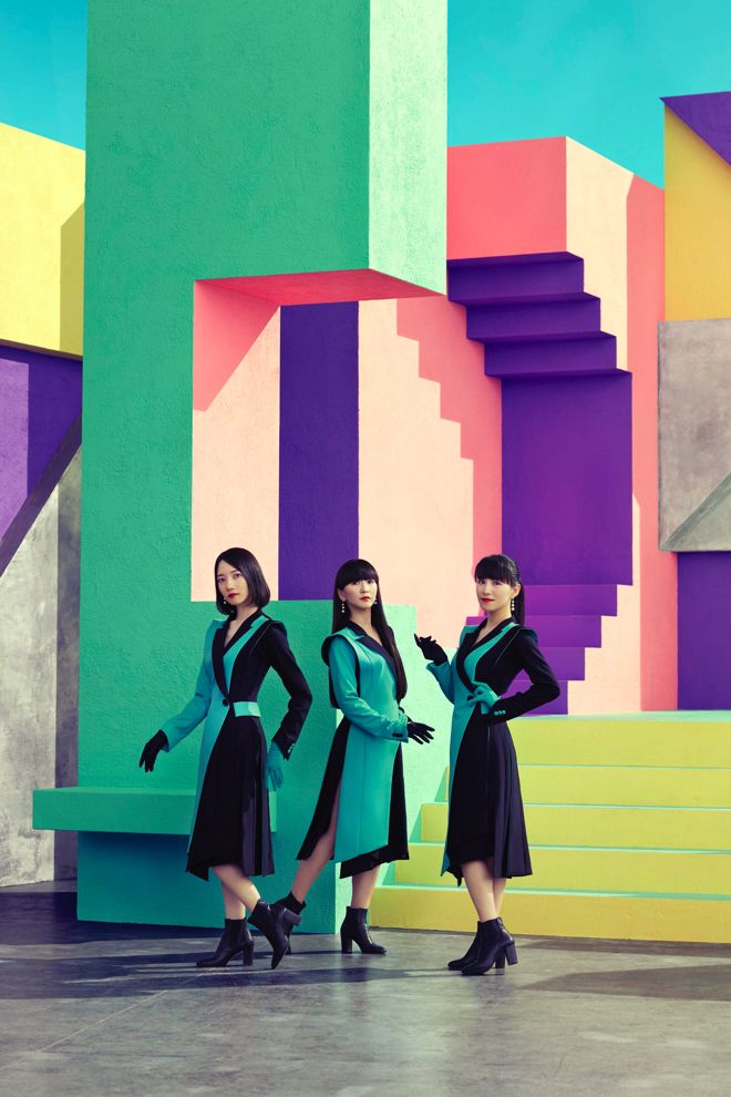 Perfume、約2年半ぶりシングル「Time Warp」発売決定 | BARKS