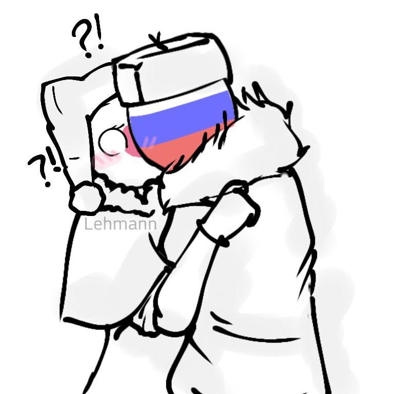 Japan X Russia - countryhumans | Япония, Россия, Фэндомы