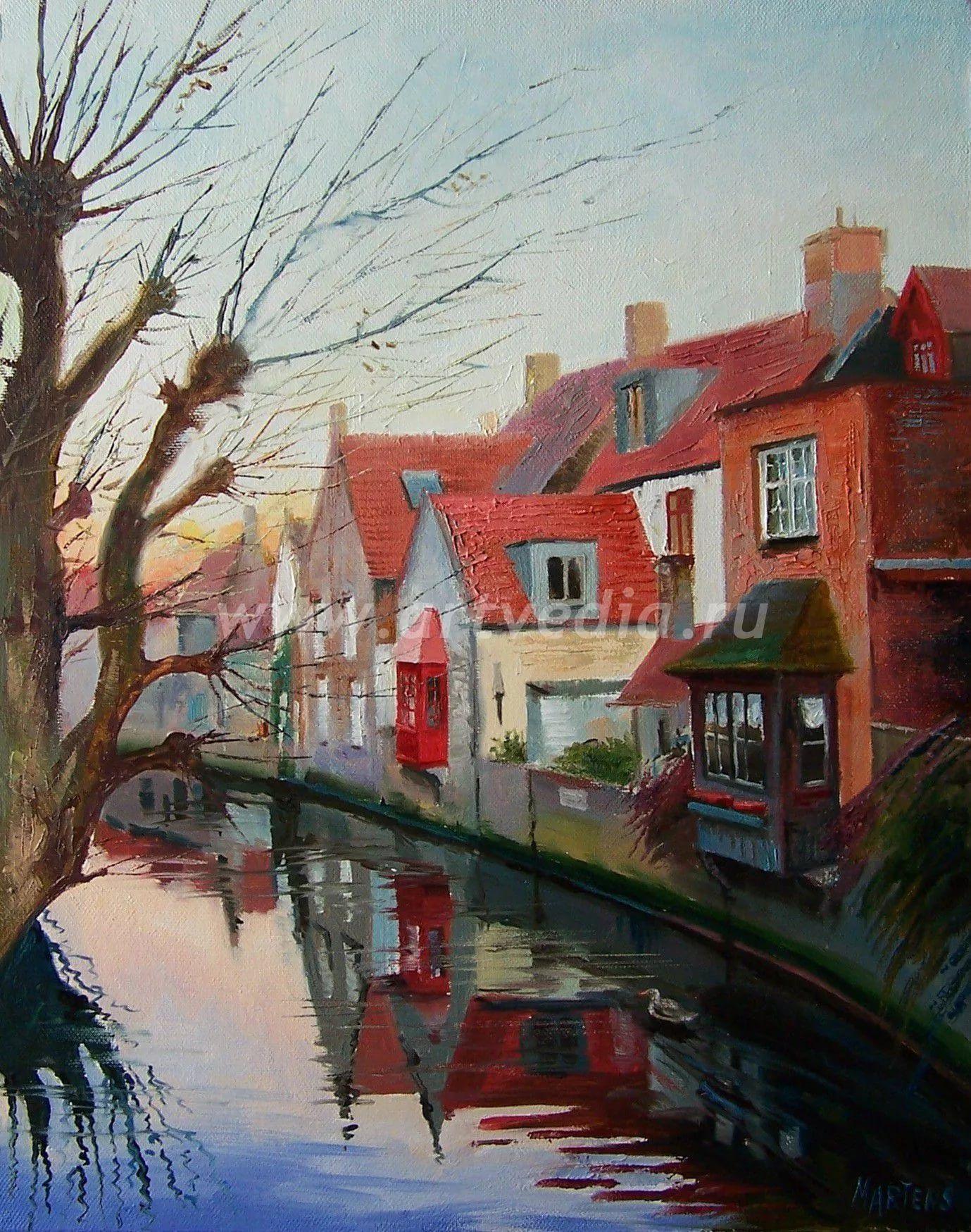 бельгийские художники картинки сауне