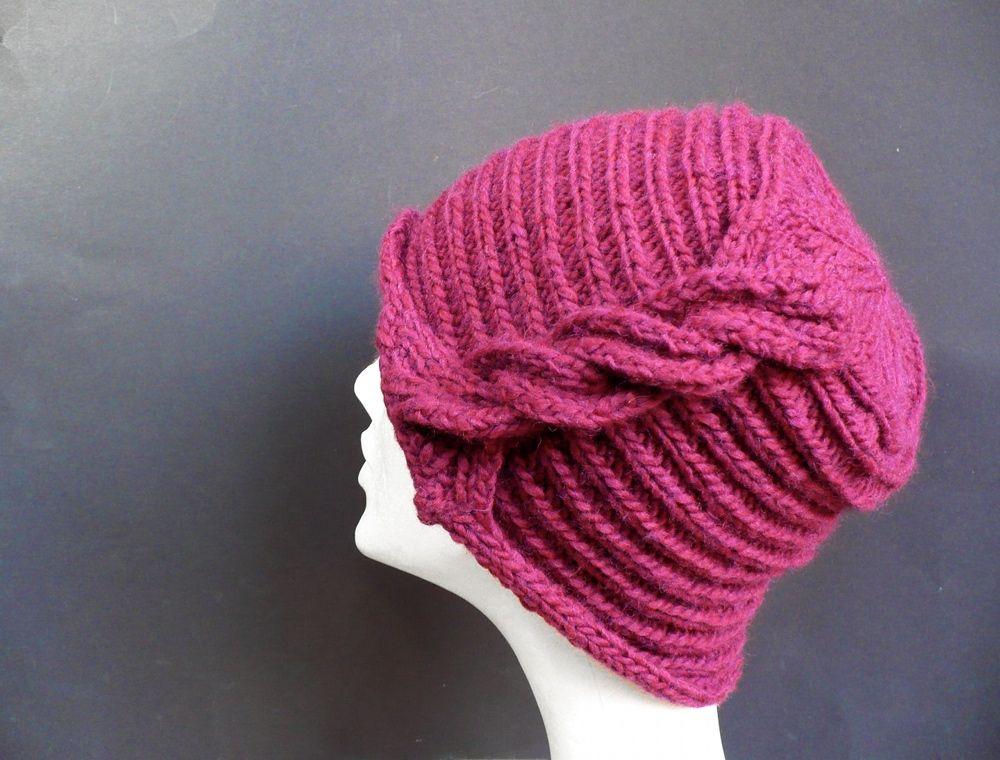 Sideways Grande Hat | stricken häkeln Anleitungen | Pinterest ...