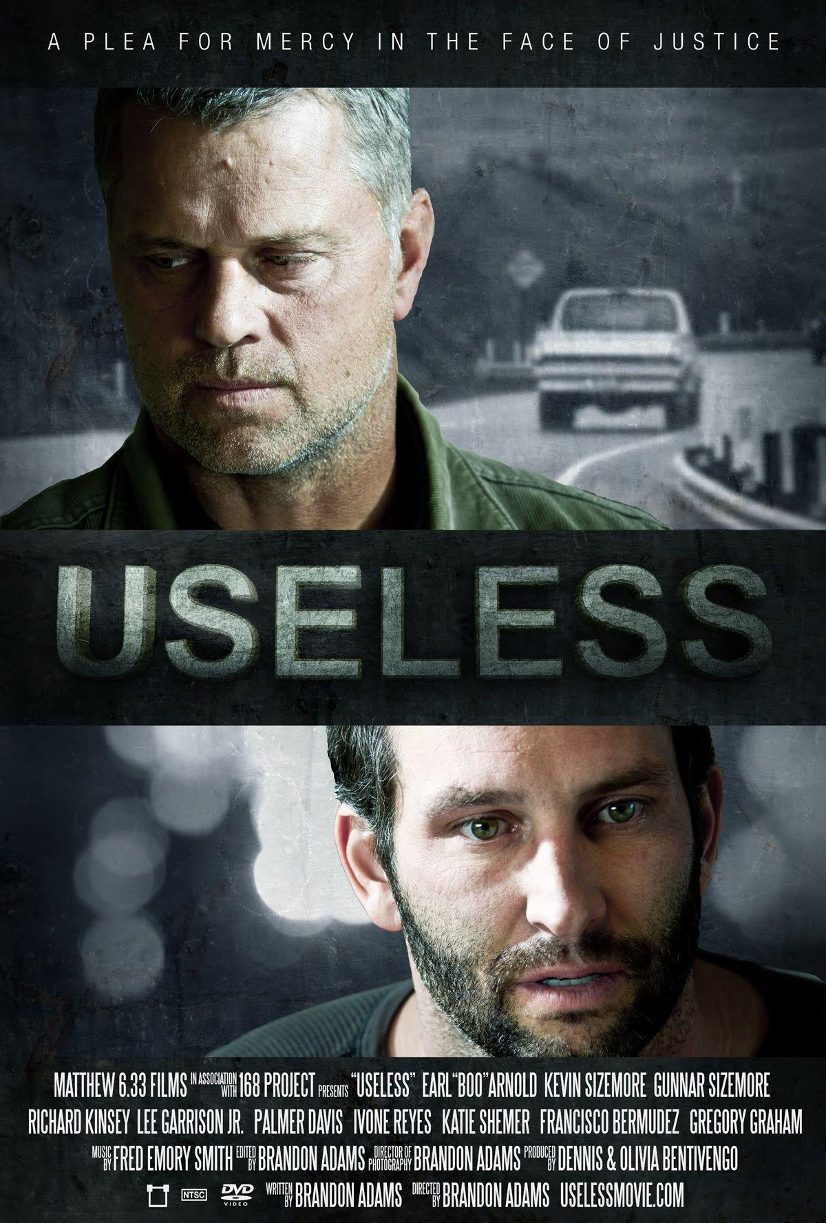 Useless Christian Movie/Film DVD Inspirational movies