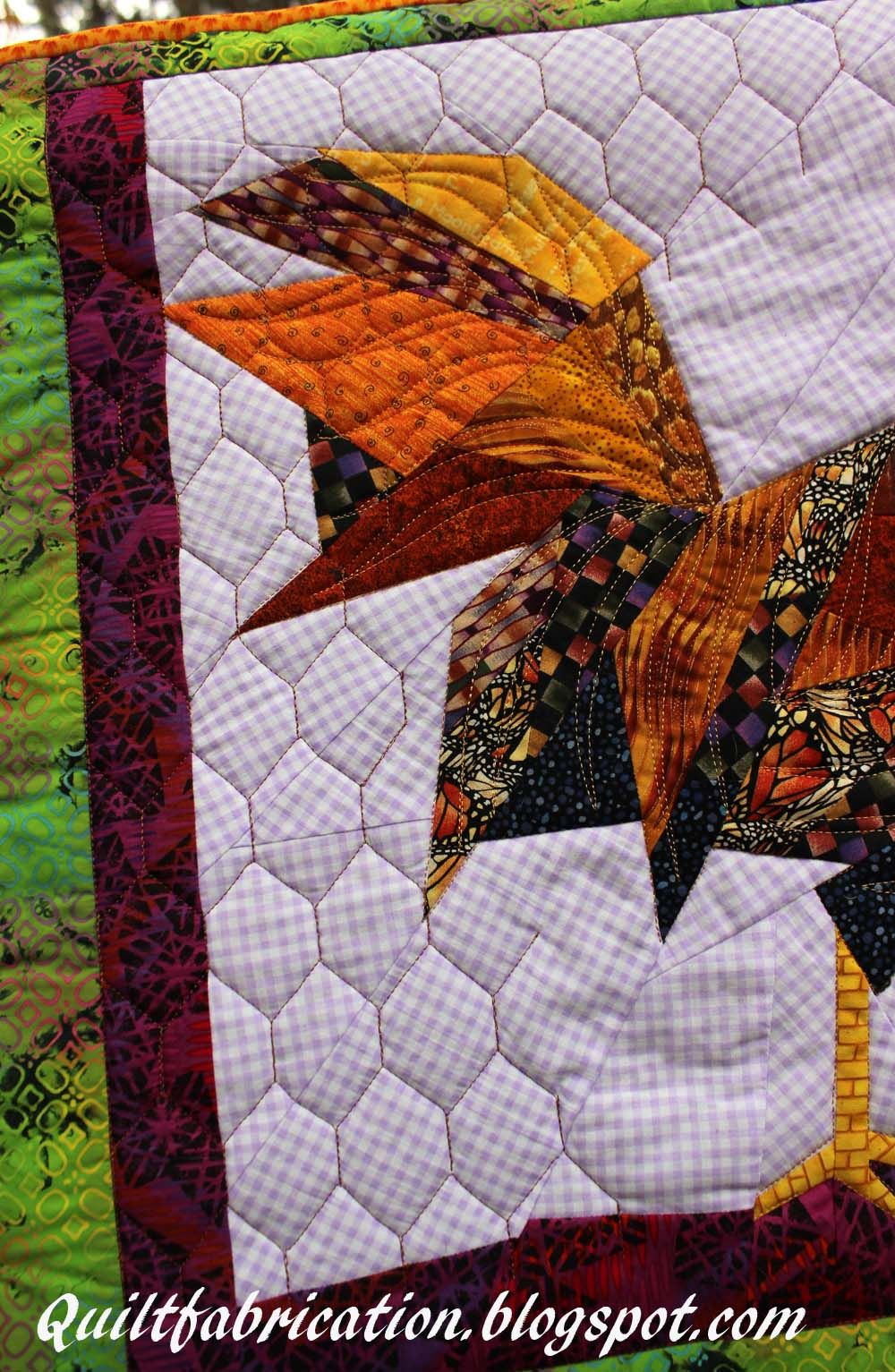 Tutorial for chicken wire quilting | Longarm quilting designs ... : longarm quilting blogs - Adamdwight.com