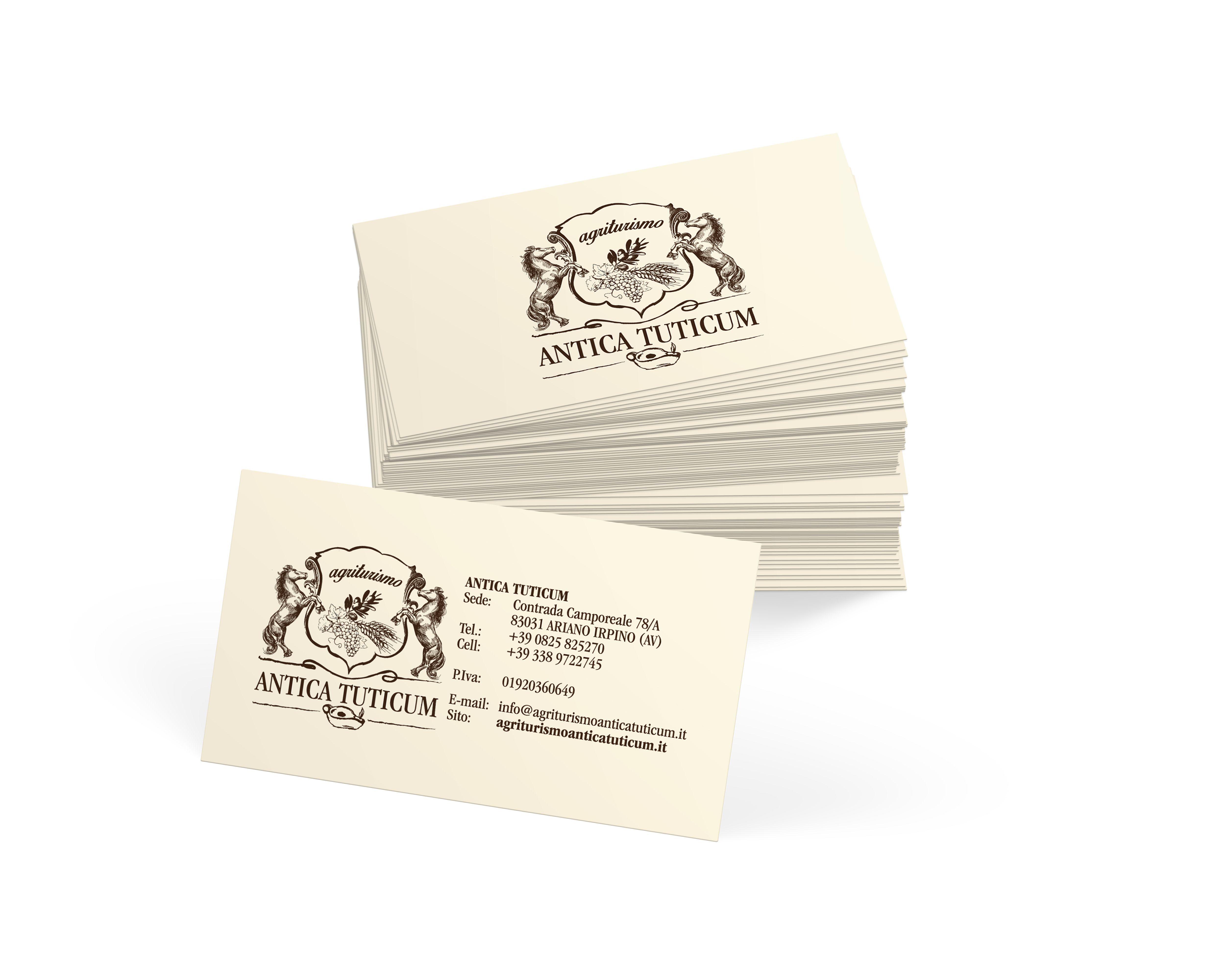 Biglietti da visita - #adv #card #graphic