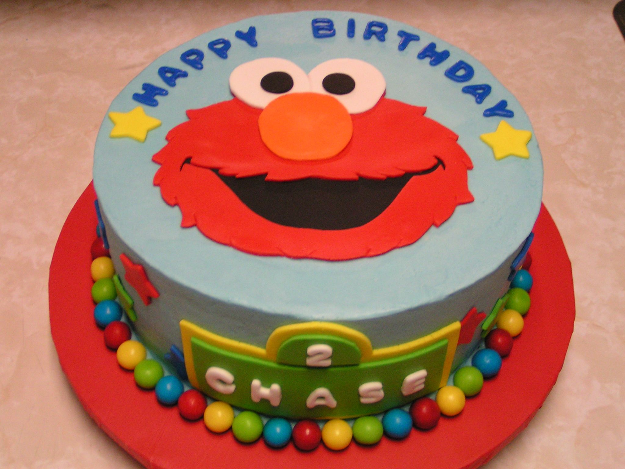 Elmo birthday cake my creations pinterest elmo for Elmo template for cake