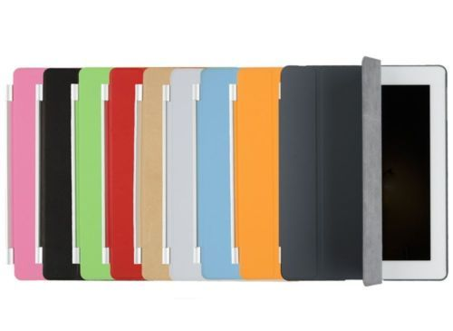 Genuine Apple iPad 2 3 4 Magnetic Smart Cover And Stand - $9.99 (save 75%) #ebay #apple #cases #keyboardfolios