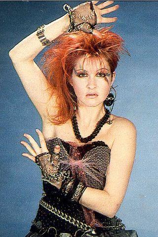 Cyndi Lauper 1980 | Cyndi Lauper - Happy Birthday - Junio 22