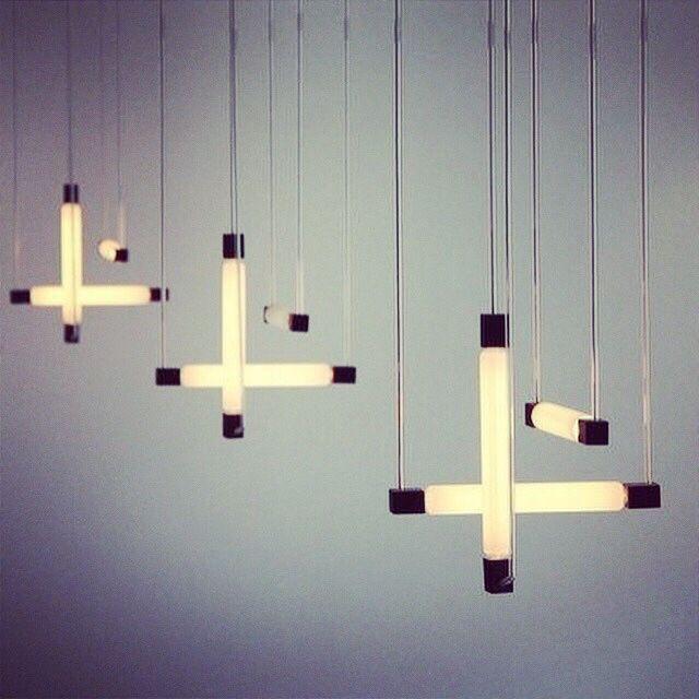 Bauhaus · hanging lamps by gerrit rietveld 1920