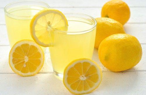 Tomar Agua Com Limao Todas As Manhas Faz Bem Boisson