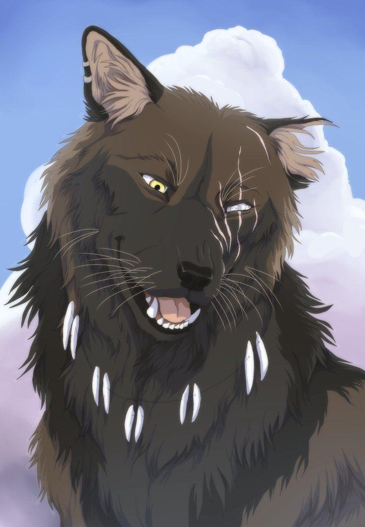 Картинки волков с именами