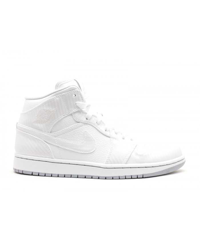 Air Jordan 1 Phat White Wolf Grey White 364770 102  303a1f69e
