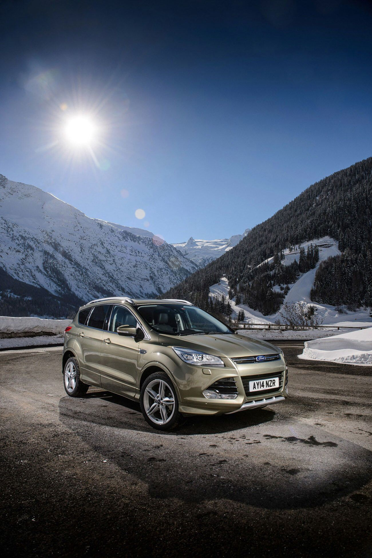 2014 Ford Kuga Titanium X Sport Crossover Suv Ford Car