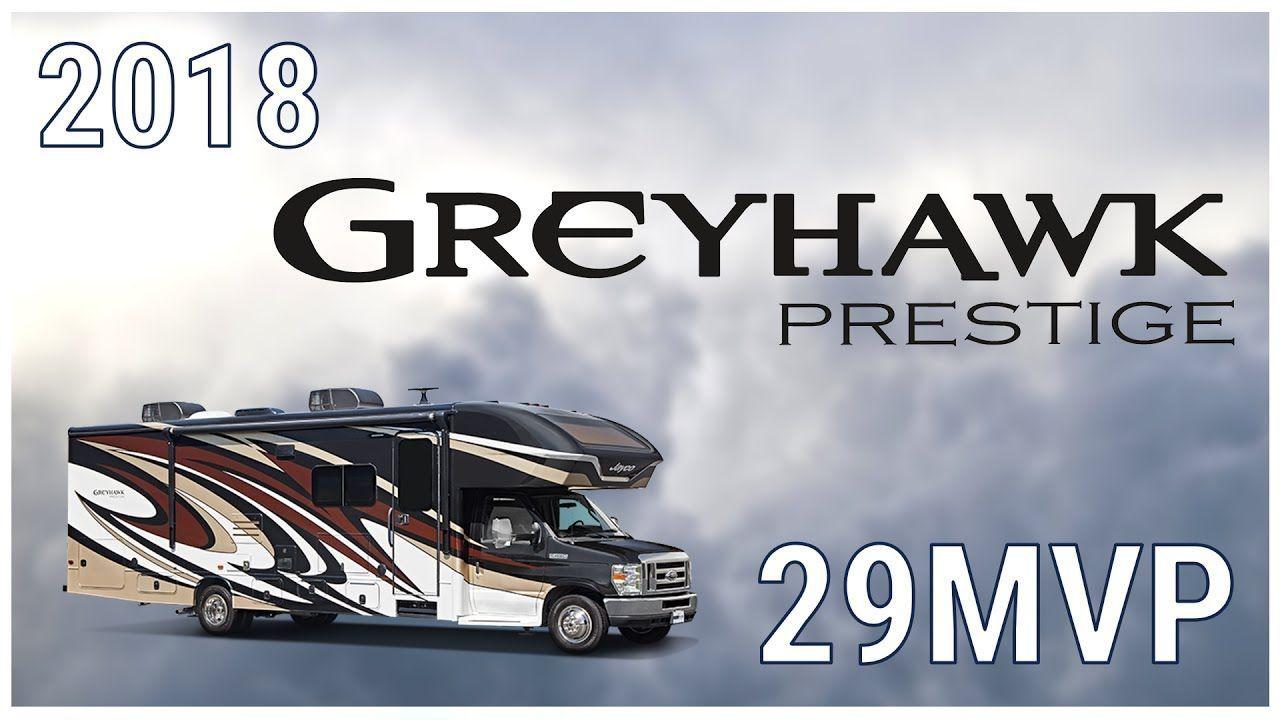 2018 Jayco Greyhawk Prestige 29mvp Class C Motorhome Rv For Sale