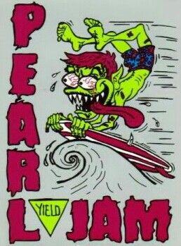 Pearl Jam Hang10