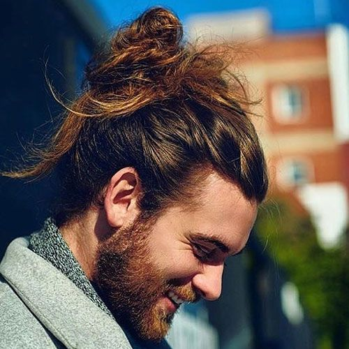 23 Best Man Bun Styles 2021 Guide Man Bun Hairstyles Long Hair Styles Men Casual Braided Hairstyles