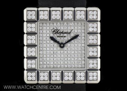London | Chopard Watches | Vintage rolex, Diamond ice, White