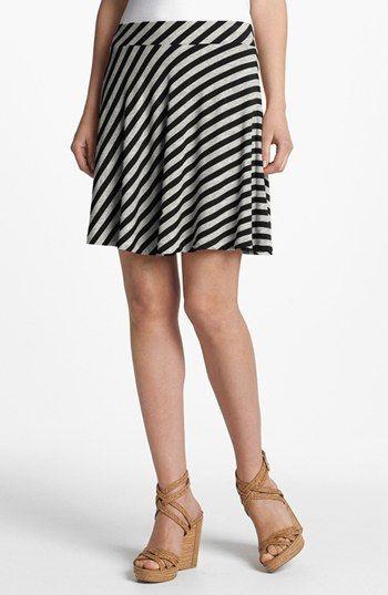 Caslon® Knit Circle Skirt (Petite   Fashion, My style, Style