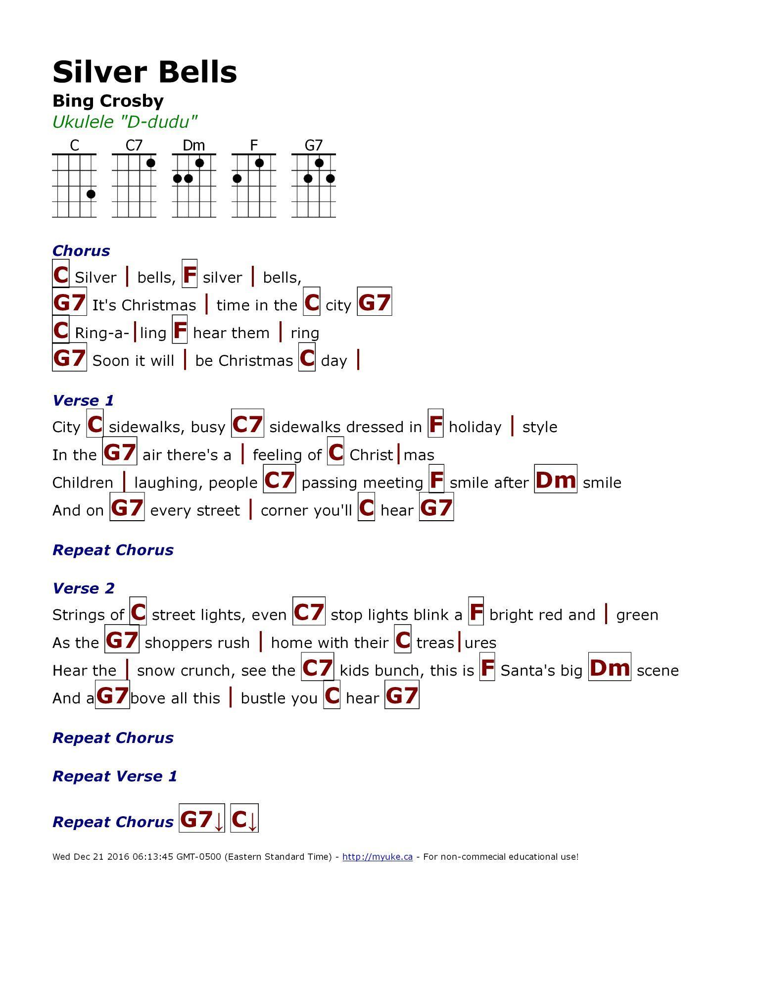 Pin by pamela withrow on ukulele pinterest bing crosby songs ukulele tabs ukulele chords guitar songs hawaiian ukulele songs xmas songs xmas music christmas music christmas ukulele learning guitar hexwebz Images