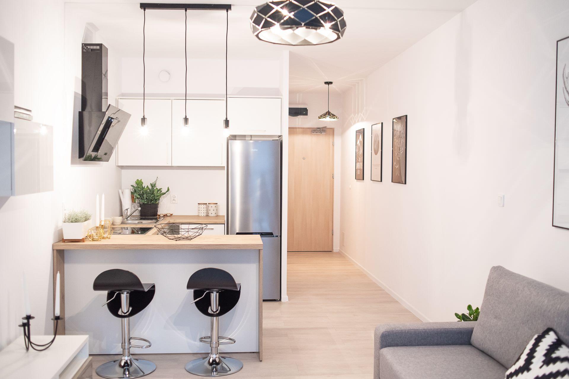 Nasza Nowa Kawalerka Stworzona Na Zamowienie Pod Klienta Gotowa Do Zamieszkania Mieszkanie Mieszkania Kawalerka Mieszkanias Home Decor Furniture Decor