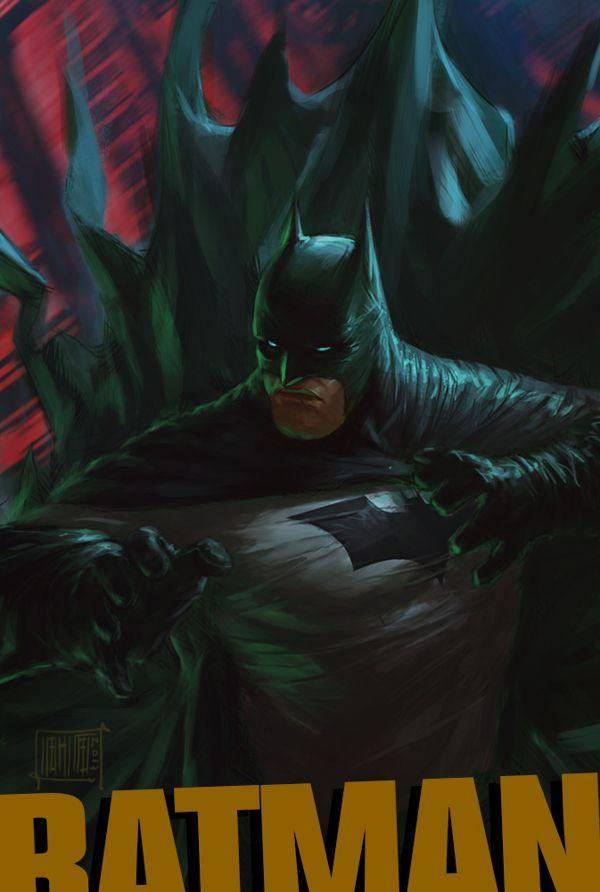 Batman by Mehmet Ozen