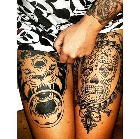 Tattoos Tatouages