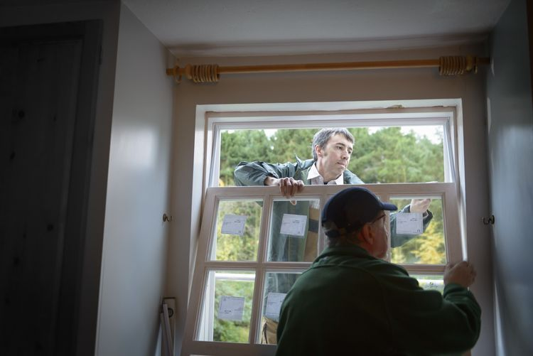 How To Replace A Window Vinyl Replacement Windows Diy House