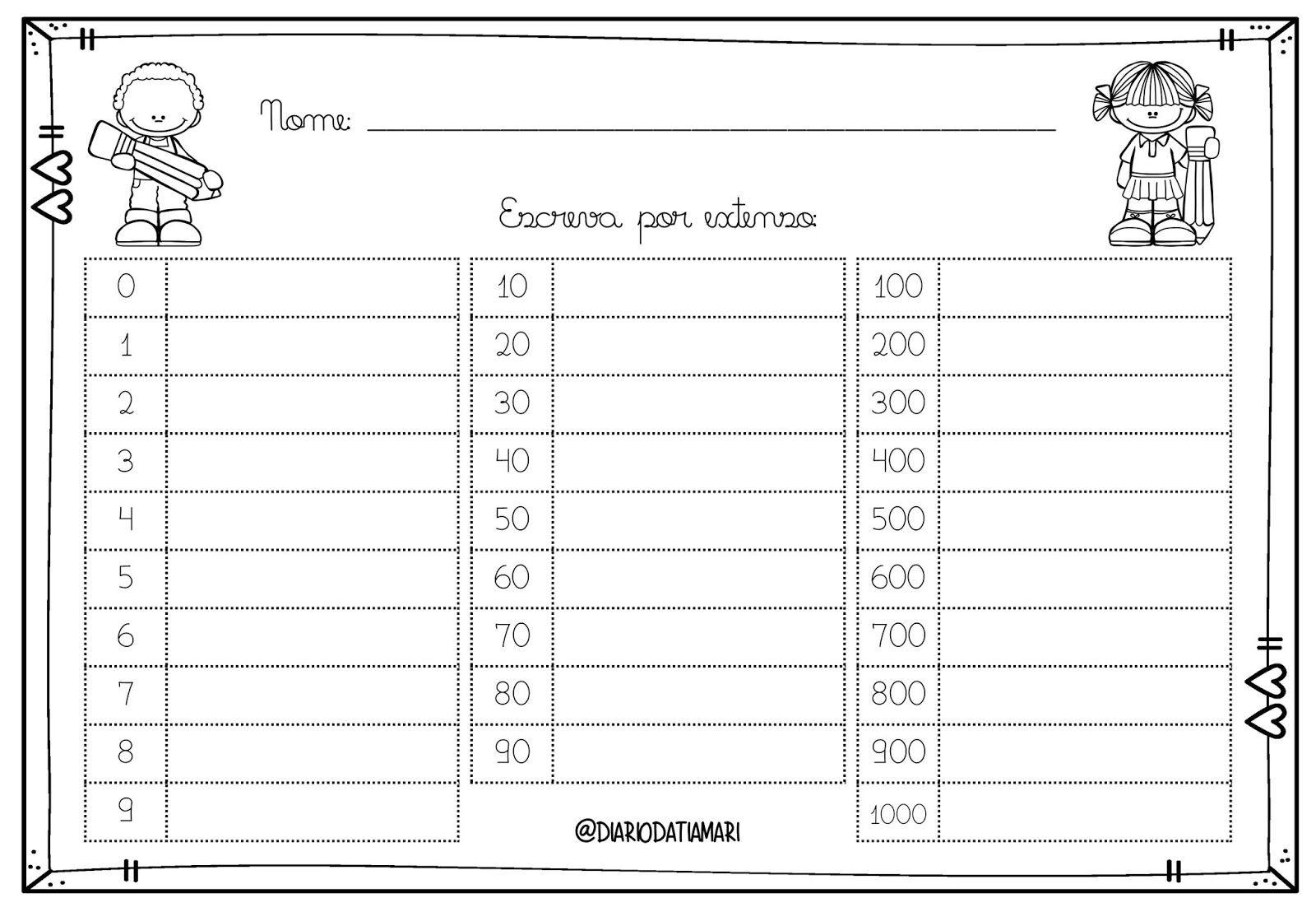 Pin De Cheila Dias Em Atividades Matematica Em 2020 Sistema De
