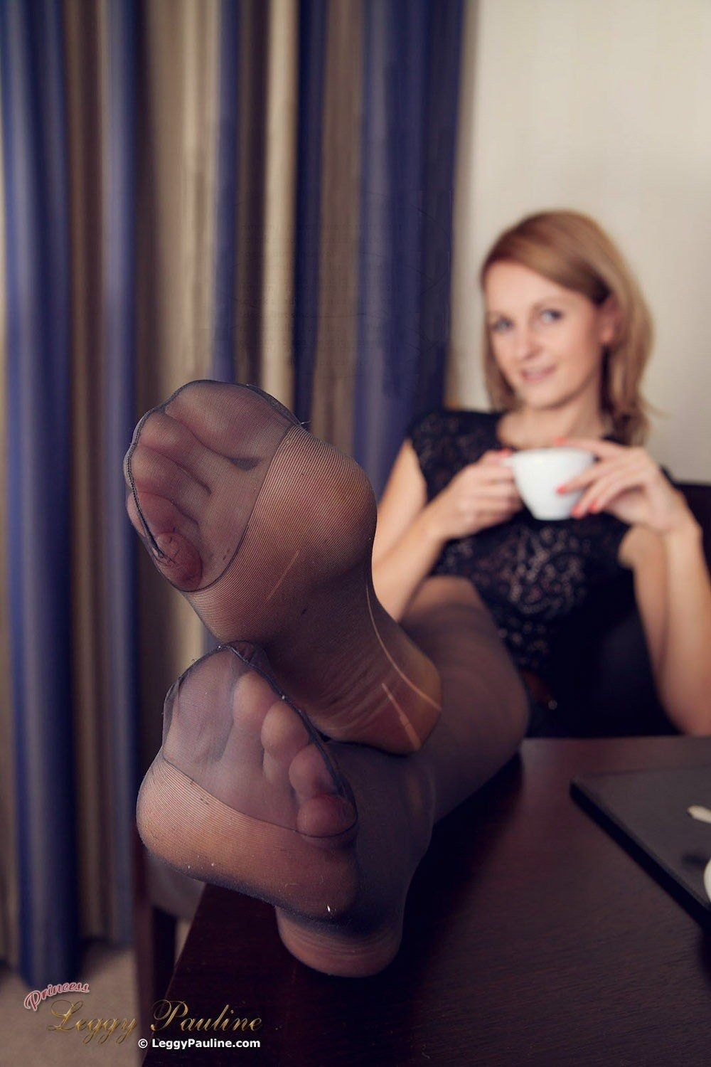 Fucking hot Nylons foot fetish Sweety