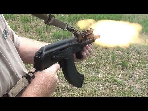 Mini Draco AK47 Pistol: Ultimate Truck Gun I love the few I