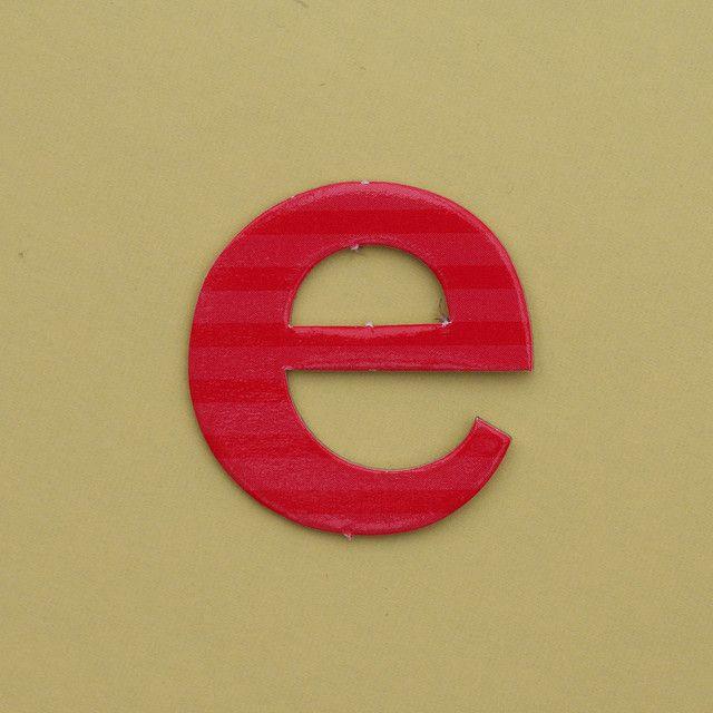 Card Letter E Letter E Lettering Cards