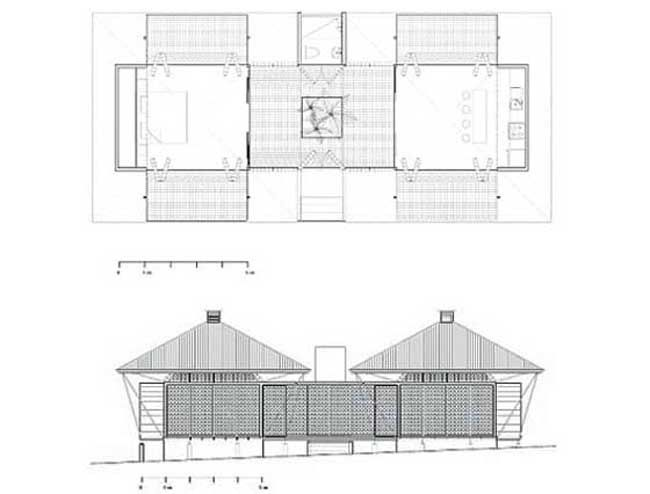 under: Home Design · Tags: bamboo house , home ideas , house design ...