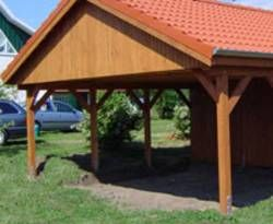 Carport Aus Holz Alu Stahl Anbau Haus Carport Selber Bauen Carport