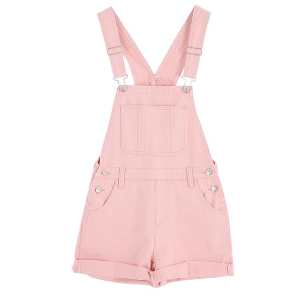 ae22f7e7999 Pink Overalls