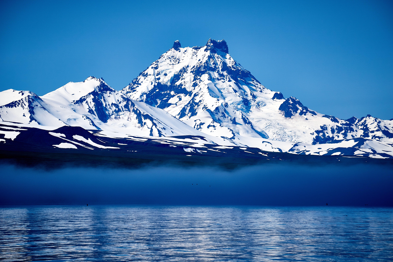 Ice Mountain Photo Ice Mountain Photo Volcano Unimak Island Alaska Aleutian Islands Sony A6000 Sony Ilce 6 Mountain Photos Aleutian Islands Island Wallpaper