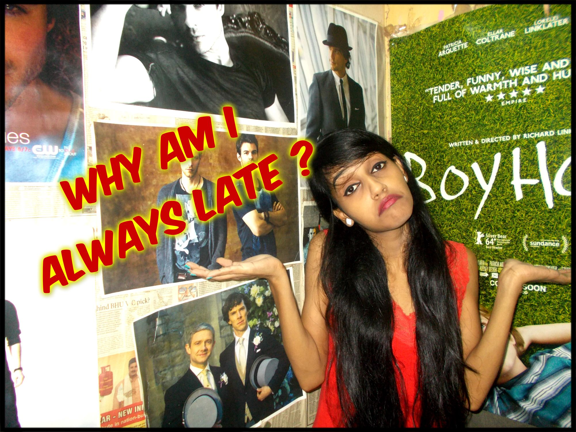 New Video Why Am I Always Late ?!? http//youtu.be