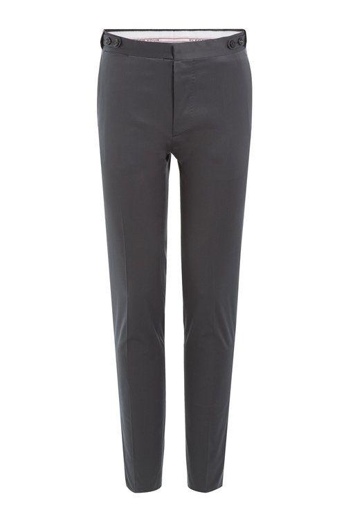 DSQUARED2 Cotton Sateen Suit Pants. #dsquared2 #cloth #