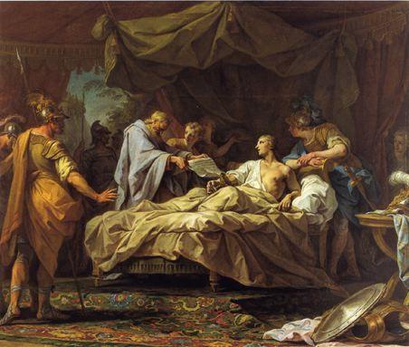 aristotle tutoring alexander byjean leon gerome Aristotle tutoring alexander, by jean leon gerome ferris 이러한 가르침 가운데 제왕을 위한 핵심 교과목이었을 『정치학』을 살펴보면 흥미로운 구절이 있다.