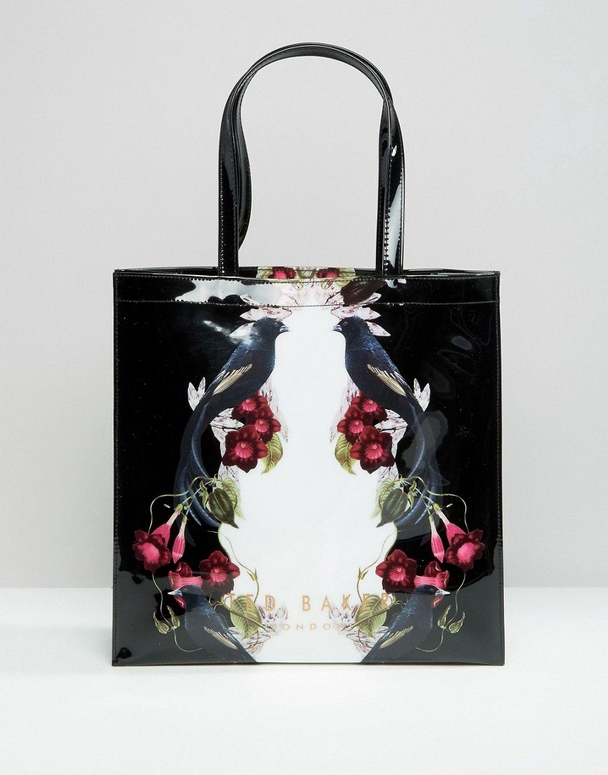ad04e007b4e Ted Baker Mirrored Bird Print Large Icon Bag | All Good Things ...