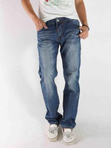 Pantalones Vaqueros De Perneras Estrechas De Estilo Moderno Yoelijoelprecio Com Moda Hombre Pantalones Vaqueros Moda