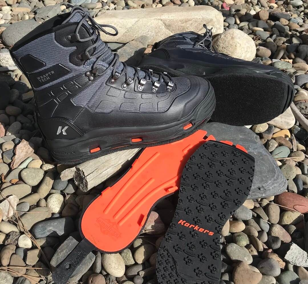 Korkers WRAPTR Wading Boots Review
