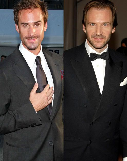 The Fiennes brothers: Joseph and Ralph. | pics of awesome ...