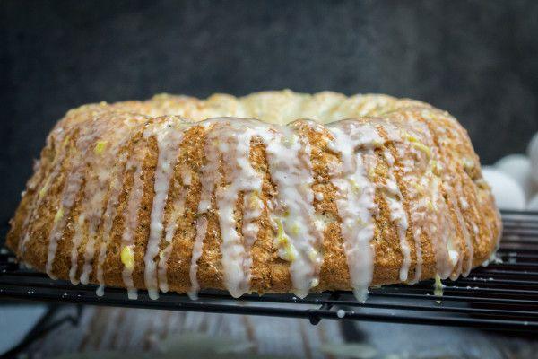 Gluten Free Lemon Poppy Seed Angel Food Cake Recipe Lemon