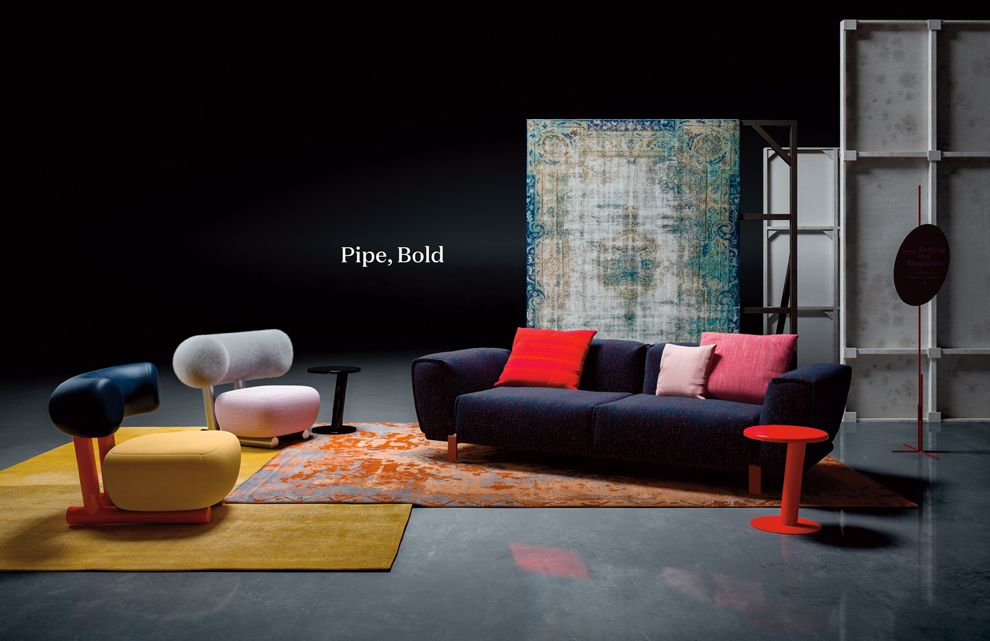 Moroso Furniture, Luxury Decor