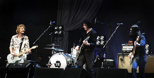 The Raconteurs at ACL 2008 in Austin, TX (12)