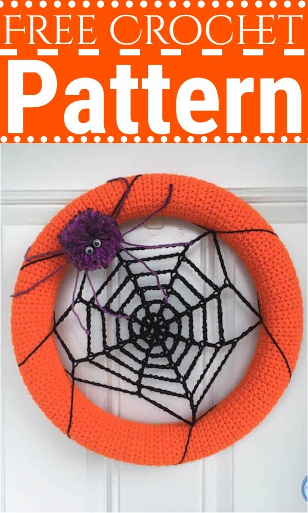 Photo of Free Crochet Wreath Patterns