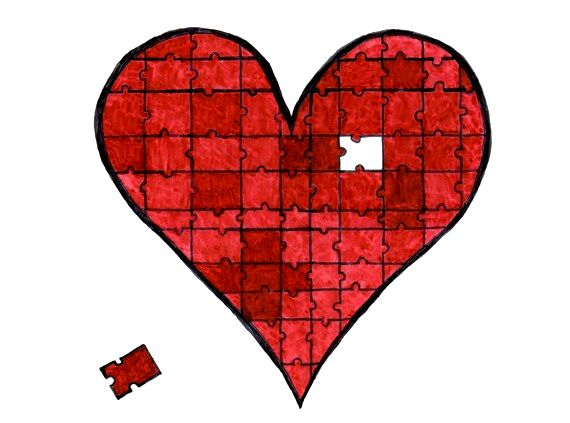 . U Hold A Piece Of My Heart